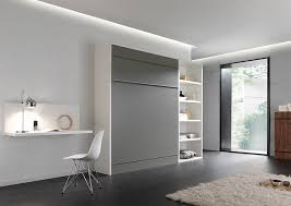 cabinet wall decoration furniture design with hidden murphy bed