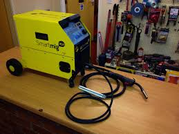 gys smartmig 162 mig welding machine