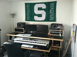 88 best build a better my custom built production desk with a sliding 88 key controller