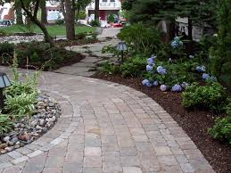 paver concrete curved paver walkway what you need to know s