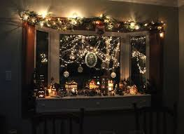 brilliant decoration christmas lights for windows indoor designs