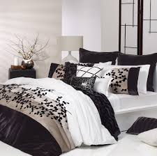 Bedroom Decorating Ideas Black And White Bedroom Make Your Bedroom Bedding More Beautiful With Kinglinen