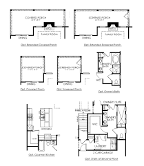 barton floor plan at stafford at langtree in mooresville nc