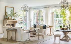Tory Burch Home Decor A Californian Home Decorated In Elegant Neutrals This Is Glamorous