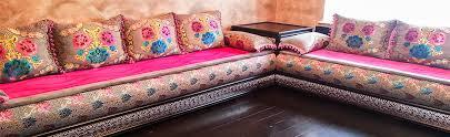 canape marocain achat de salon marocain à bruxelles salon deco marocain