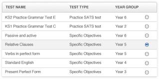 spag tests online practice grammar u0026 punctuation tests online