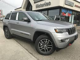 silver jeep grand cherokee 2004 new 2018 jeep grand cherokee 4 door sport utility in waterloo on
