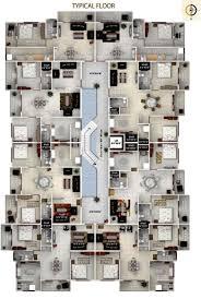 Serenity Floor Plan Khain Serenity Residential Apartments Udupi