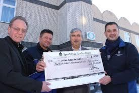 Sparkasse Salzgitter Bad 3 000 Euro Für Türkisch Islamische Gemeinde In Salzgitter Hallo