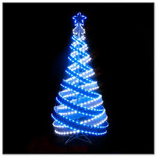 spiral christmas tree outdoor spiral christmas trees with lights