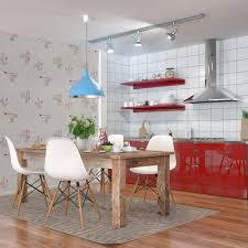 papier peint cuisine moderne tapisserie cuisine tendance avec papier collection avec papier peint