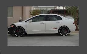 honda civic modified white gerca 1984 2009 honda civic specs photos modification info at