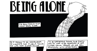 Being Comfortable Alone Boredom Pays Being Alone