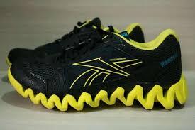 Jual Reebok Zigtech Original arsip reebok zigtech shark pursuit360 sepatu running fitnes