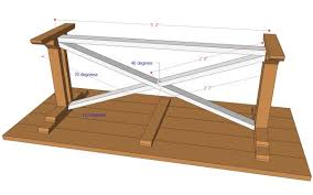 build your own table dining table building plans regarding making your own dining table