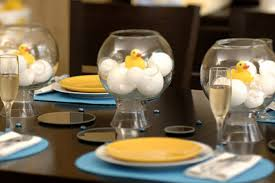 baby shower table centerpieces it s a girl 7 adorable baby shower ideas for your duckling