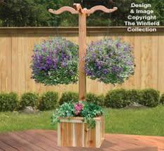 Hanging Planter Boxes by Vintage Wooden Hanging Planter Get In My House Pinterest