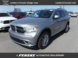 suv dodge 2017 new dodge durango sxt rwd at landers serving little rock
