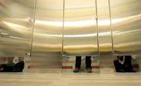Stainless Steel Toilet Partitions Fastpartitions Bathroom Stall Commercial Bathroom Stall Partitions Interior