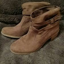 womens brown boots payless eagle by payless eagle slouchy ankle boot from