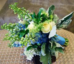hydrangea wedding bouquet blue hydrangea wedding bouquet bouquet