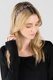burgundy headband jeneva burgundy headband s