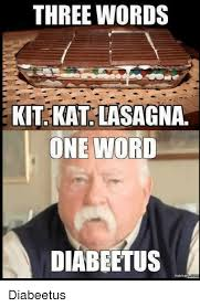 One Word Diabeetus Meme - 25 best memes about one word diabeetus one word diabeetus memes