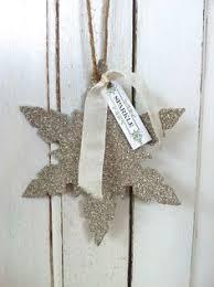 german glitter alphabet ornaments silver zo kerst