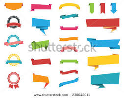 banner design jpg banner shape set download free vector art stock graphics images