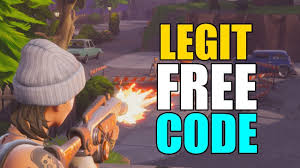 save the fortnite save the world free code open