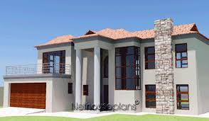 Double Storey House Floor Plans Modern Bali House Plan With 3 Bedrooms Nethouseplansnethouseplans