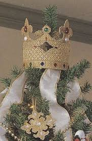 crown tree ornaments plastic canvas patterns