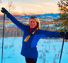 women u0027s winter ski snowshoe and yoga wonderfest women u0027s quest