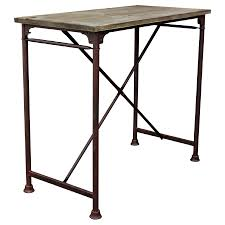 Retro Bar Table Rectangular Bar Table Retro Bar Table Rectangular Bar Table Black