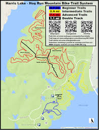 Raleigh Greenway Map Trails