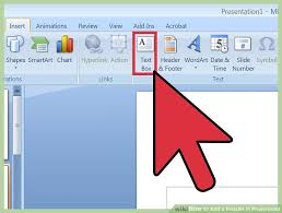3 ways to add a header in powerpoint wikihow
