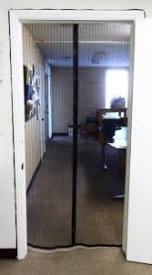Outdoor Mesh Screen by Mesh Screen Door Kit Magnets Screen Door Indoor Outdoor Auto Close