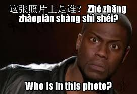 Meme In Chinese - mandarin memes y u no learn chinese language learning memes