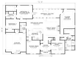 1 story house plans with 2 master suites house plans