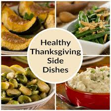 thanksgiving vegetable side dish recipes 4 healthy sides recipes