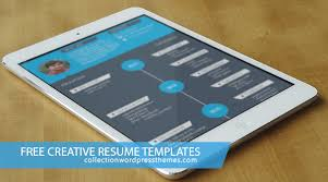 Awesome Resume Templates Free 15 Free Creative Resume Templates