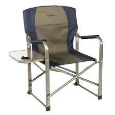 Quest Directors Chair Side Table Coleman Directors Chair Side Table Folding Aluminium With Heavy
