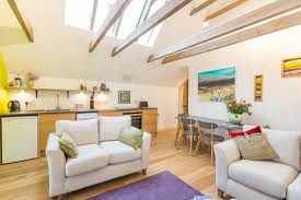 luxury get aways self catering accommodation hayloft edinburgh