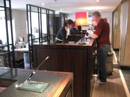 Accessible Reception Desk Direct Enquiries More Information London Marriott Grosvenor