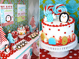 winter candyland first birthday party candyland winter and