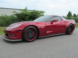 08 corvette z06 2008 chevrolet corvette z06 427 supercharged coupe for sale in