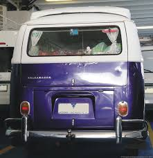 split window campervan crazy