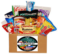 college gift baskets college care packages care packages snack baskets