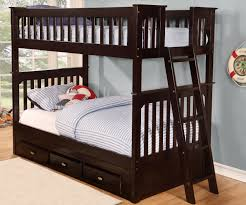Espresso Bunk Bed By Discovery World Furniture Bunkbed With - Espresso bunk bed