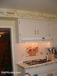 kitchen wallpaper borders ideas wallpaper border with words home ideas 2016